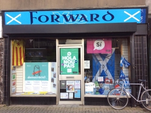 Forward Shop front Oct 2017